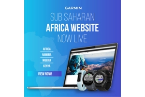 Garmin is excited to announce the launch of their Sub-Saharan Africa website