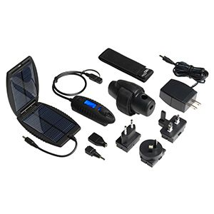 External Battery Pack Charging/Power Kit