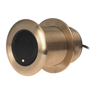 Xdcr B75H 8-pin CHIRP,600W Bronze Thru-Hull,HF