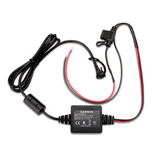 Acc, zumo 3x0, motorcycle mount, power cable