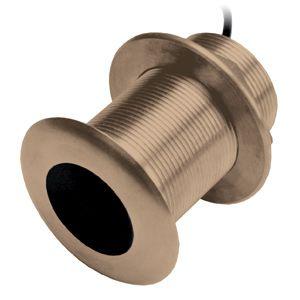 Xdcr,B150M,8-pin,CHIRP,300W,Bronze,Thru-Hull,12deg