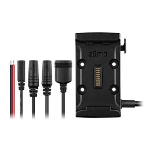 zumo 590, motorcycle mount