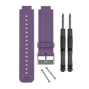 vivoactive Silicone Accessory Bands (Dark Purple)