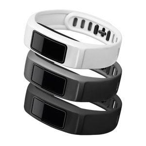 vivofit 2 Accessory Bands Large (Blk/Slate/White)
