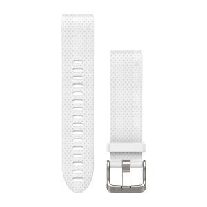 Bande de silicone blanche QuickFit 20 mm