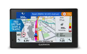 Garmin DriveSmart 51 Southern Africa LMT-S, GPS